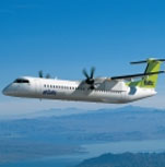 De Havilland Canada Dash 8 схема салона.